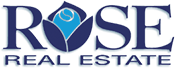 Rose Real Estate Rentals Logo